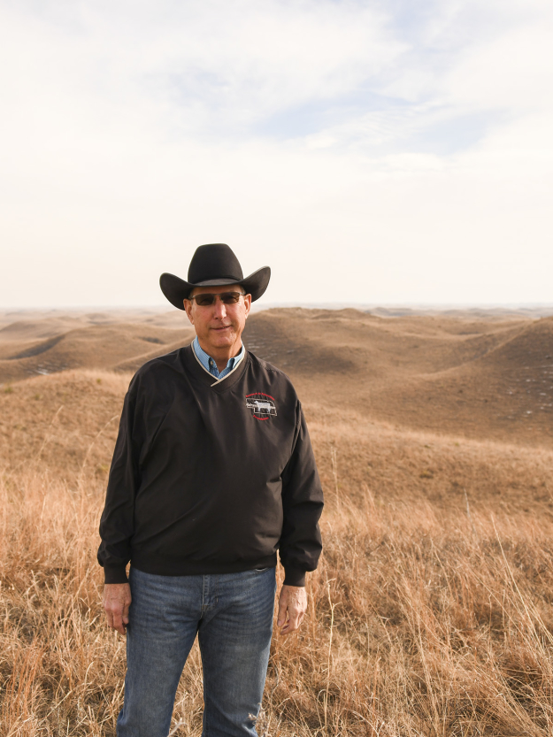 Homer Buell: Fourth Generation Rancher
